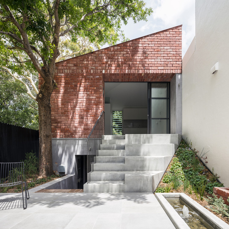 Glebe Red / Benn & Penna Architecture, © Tom Ferguson