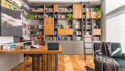 Biblioteca Bookàbar / Greisse Panazzolo Arquitetura