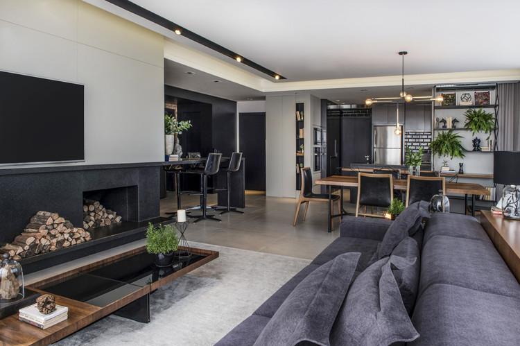 Apartamento Soulful / Greisse Panazzolo Arquitetura, © Denise Wichmann