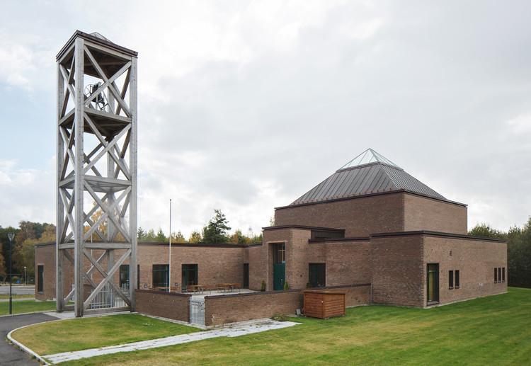 Berg Arbeidskirke Church / Borve Borchsenius Arkitekter, © Vegard Giskehaug
