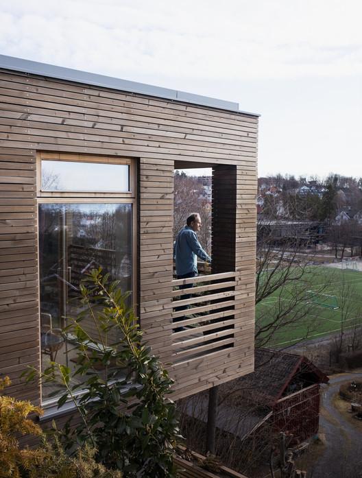 Lillesteile House / SKAARA Arkitekter AS