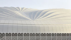 Al Janoub Stadium / Zaha Hadid Architects
