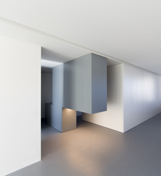 The Fourth Room / Fran Silvestre Arquitectos