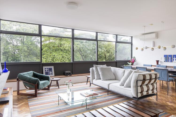 Apartamento Bella / Casulo, © Joana França