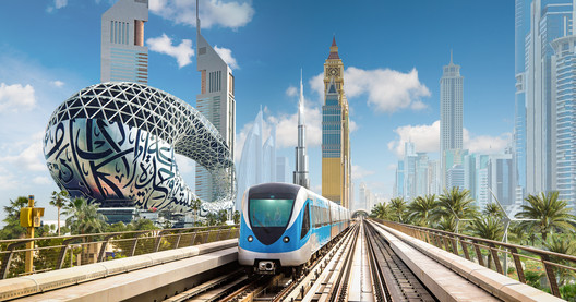 Machou Designs World's Longest Urban Agriculture Park for Dubai