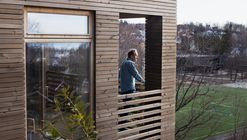 Lillesteile House / SKAARA Arkitekter AS