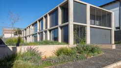 Casa dos Eixos / BLOCO Arquitetos