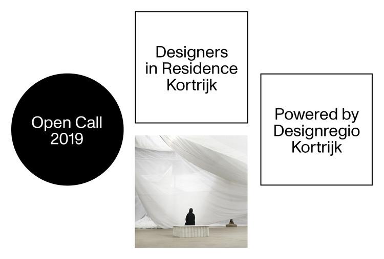 Open Call: Designers in Residence Kortrijk, Designregio Kortrijk