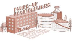 Power-Up Pasir Panjang! - Ideas Competition for the Pasir Panjang Power District