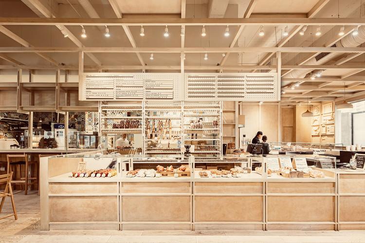 10 espacios para los amantes del diseño y del café en México, Bread Panaderos / Cadena Concept Design. Image © The Raws
