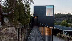 Vivienda auxiliar / Crump Architects