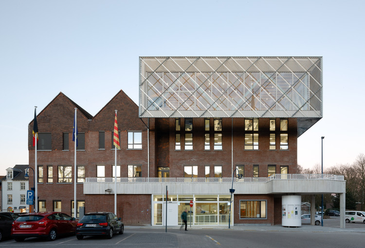 Kontich City Hall / plusoffice architects, © Dennis De Smet
