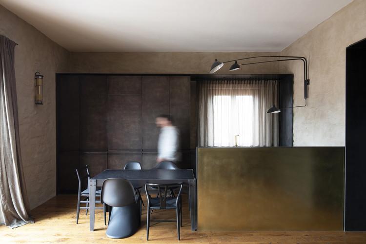 Cobertura Verona / Bricolo Falsarella, Cortesia de Atelier XYZ