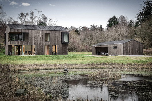 Oesterbye Retreat House / N+P Architecture