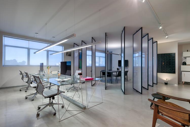 Escritório L002 / Lucas Lage Arquitetura, © Gustavo Xavier