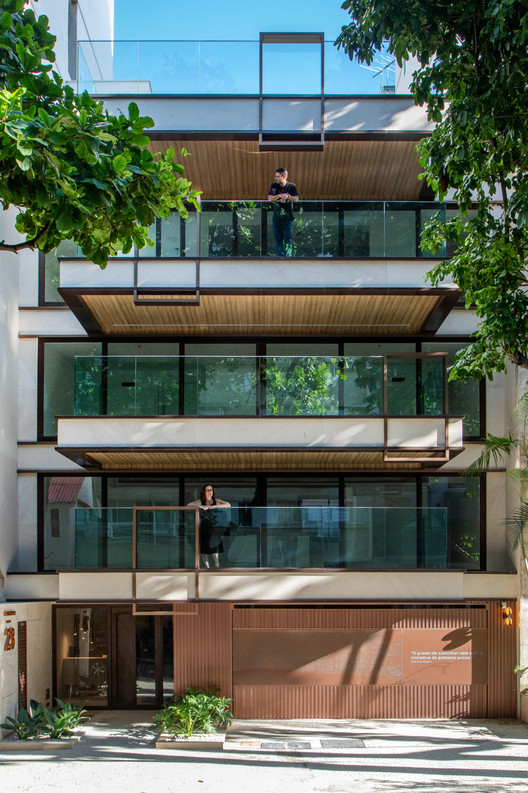 Edifício Redentor /  Cité Arquitetura, © André Nazareth