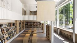 Chunfengxixi Reading Club / FON STUDIO