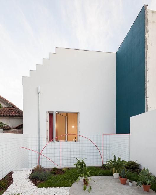 Casa São Brás / fala, © Ricardo Loureiro