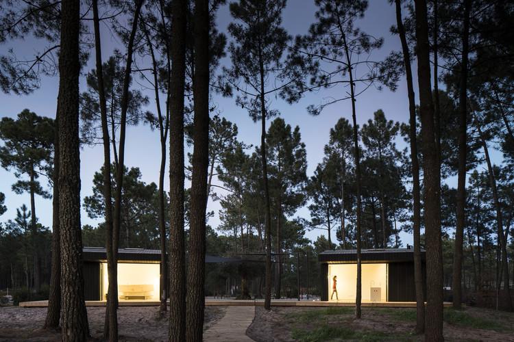 Cabins in Comporta / Studio 3A, © Nelson Garrido