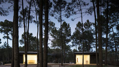 Cabins in Comporta / Studio 3A