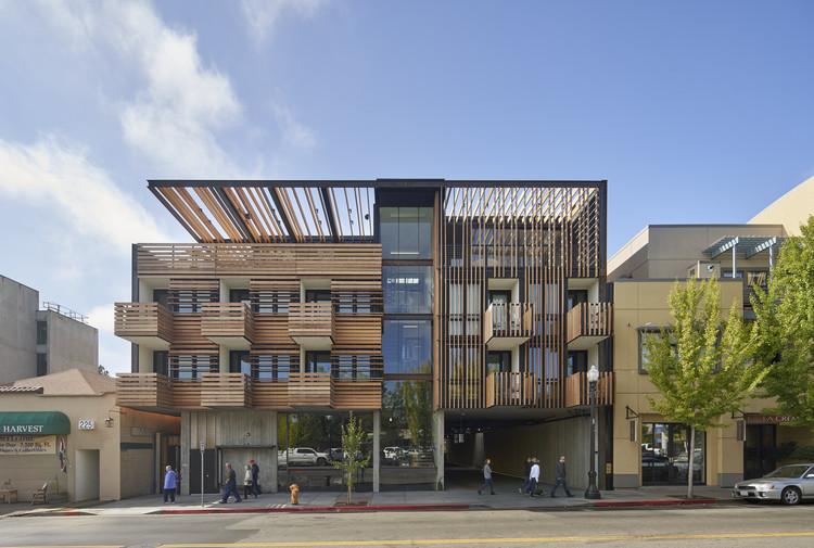 Harmon Guest House / David Baker Architects, © Bruce Damonte