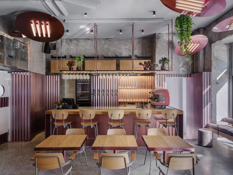 Pastrami Bar / Crosby Studios, © Mikhail Loskutov