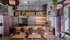 Pastrami Bar / Crosby Studios
