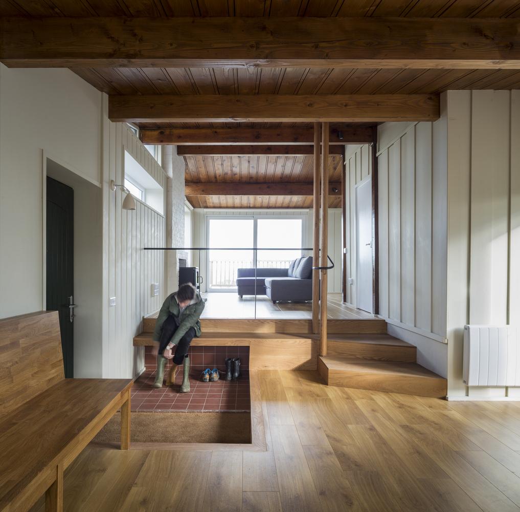 Riverchapel House / Robert Bourke Architects