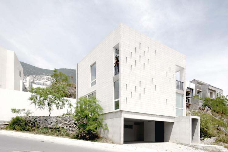 Casa CV / S-AR + Carlos Valdez, © Ana Cecilia Garza Villarreal