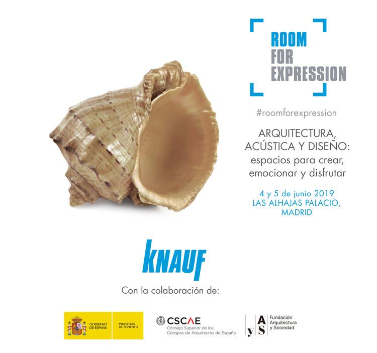 Room For Expression: arquitectura, acústica y diseño, knauf.es
