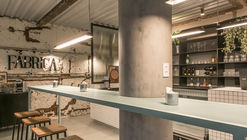 Factory Restaurant / 4 Lados.AU