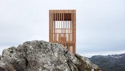 Observatorios del ciervo corso / Orma Architettura