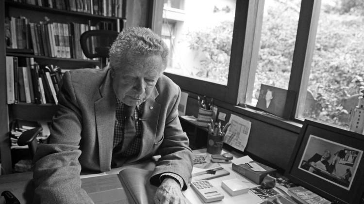 Germán Samper fallece a los 95 años, © Nicolás Valencia