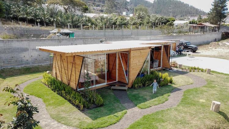 Casa Naranja Limón / Daniel Moreno Flores, © Andrés Villota Pelusa