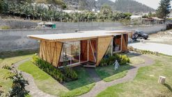 Orange Lemon House / Daniel Moreno Flores