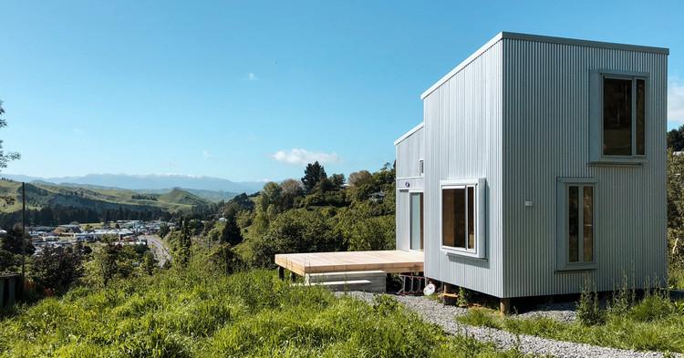 AB Studio Cabin / Copeland Associates Architects, Courtesy of Copeland Associates Architects