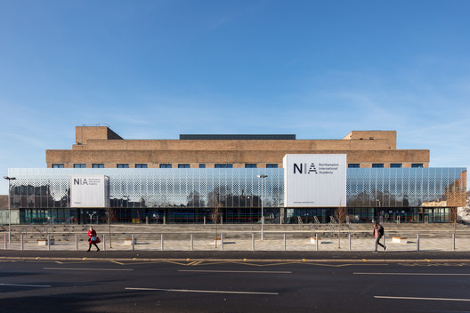 Northampton International Academy Architecture Initiative Archdaily