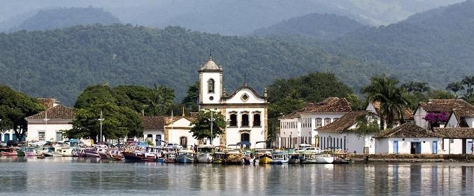 8aac00e5b Paraty está mais perto de se tornar Patrimônio Mundial da Humanidade,  Igreja de Santa Rita