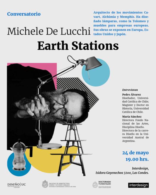 Conversatorio de Michele De Lucchi, arquitecto y diseñador italiano