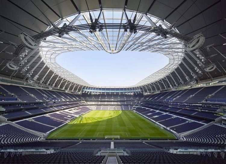 Tottenham Hotspur Stadium Populous Archdaily