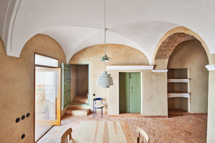 16 Outstanding Spanish Refurbishment Projects, © José Hevia