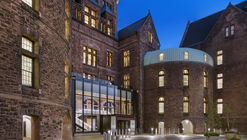 Hotel Henry at the Richardson Olmsted Campus / Deborah Berke Partners