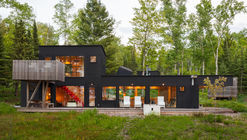 Rothe Amundson House / Salmela Architect