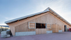 Sheepfold Bargerveen Barn / DAAD Architects