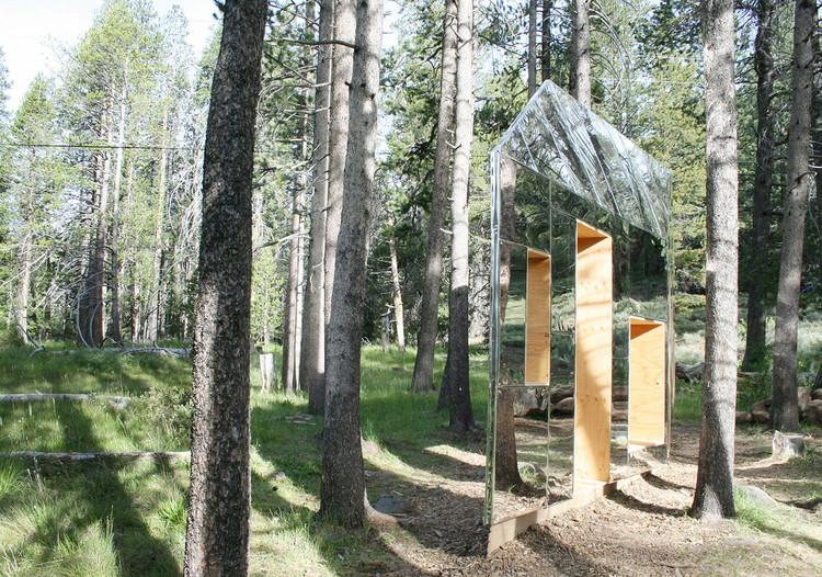 Arquitetura Invisível: 09 Fachadas Reflexivas, © Cortesia de stpmj