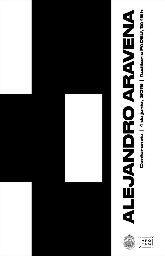 Alejandro Aravena: conferencia en Santiago, Equipo Extensión Escuela de Arquitectura UC