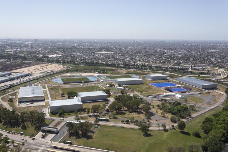 Parque olímpico / Dirección General de Arquitectura + MDUyT + GCBA, © Eric Lindstrom