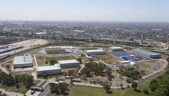 Parque olímpico / Dirección General de Arquitectura + MDUyT + GCBA