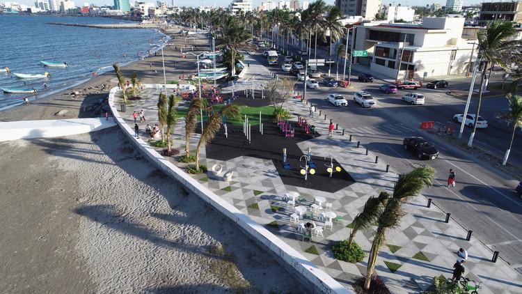 Conoce el proyecto que conecta el centro de Veracruz y Boca del Río: 'Puerto Veracruz, Corazón Jarocho', © Jaime Hernández