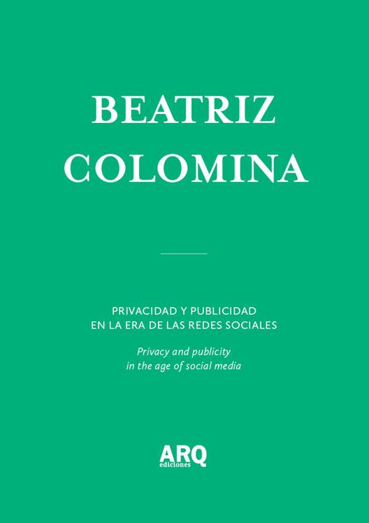 Beatriz Colomina